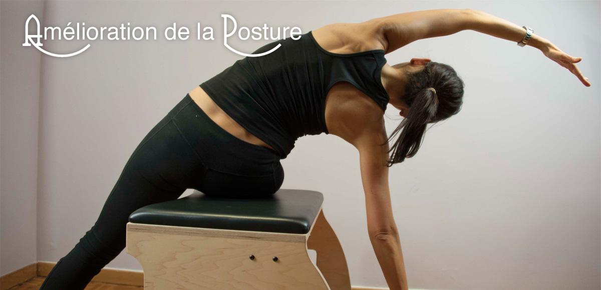 amelioration de la posture